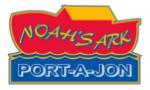 Noah's Ark Port-A-Jon Logo