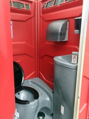Flushable Restroom Sink | Noah's Ark Port-A-Jon
