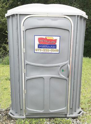 Handicap Accessible Restroom Exterior | Noah's Ark Port-A-Jons