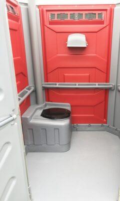 Handicap Accessible Restroom Interior | Noah's Ark Port-A-Jons