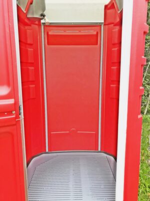 Portable Shower Interior | Noah's Ark Port-A-Jons